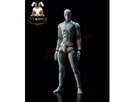 1000 Toys 1/12 TOA Heavy Industries Synthetic Human_ Box _Japan figure ZZ099A