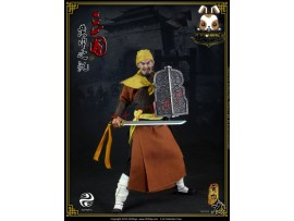 303 Toys 1/6 311 Three Kingdoms - Yellow Turban Blade_ Box Set _Ancient Now 3T019Y