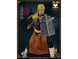 303 Toys 1/6 310 Three Kingdoms - Yellow Turban Spear_ Box Set _Ancient Now 3T019Z