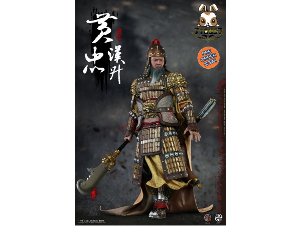 [Pre-order] 303 Toys 1/6 319 Three Kingdoms - Huang Zhong A.K.A Hansheng _ Box Set _Ancient 3T029Y