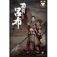 303 Toys 1/6 321 Three Kingdoms Series – Soaring General Lu Bu A.K.A Fengxian_ Box Set _3T033Y