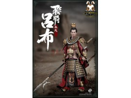 303 Toys 1/6 321 Three Kingdoms Series – Soaring General Lu Bu A.K.A Fengxian_ Box Set _3T033Y