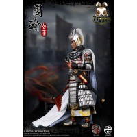 303 Toys 1/6 318 Three Kingdoms - Zhou Yu A.K.A Gongjin_ Box Set _Ancient Now 3T028Y