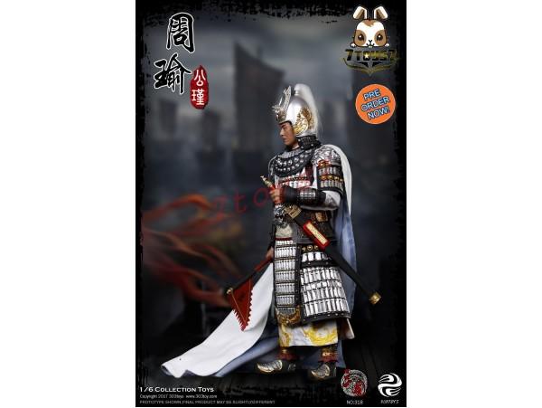 [Pre-order] 303 Toys 1/6 318 Three Kingdoms - Zhou Yu A.K.A Gongjin_ Box Set _Ancient 3T028Y