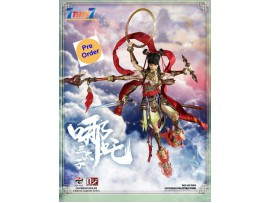[Pre-order deposit] 303toys 1/6 GF005 Chinese Legends Series - Nezha The Third Prince (Deluxe Version)_ Box Set _3T039Y