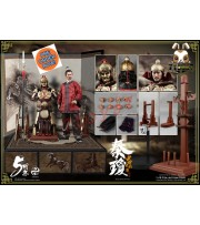 [Pre-order] 303 Toys 1/6 MP002 The Guarding General - Qin Qiong A.K.A Shubao_ Exclusive Box Set _3T031Z