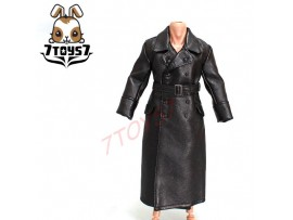 3R 1/6 GM613 Joseph Goebbls_ Trench Coat _German WWII 3R008H