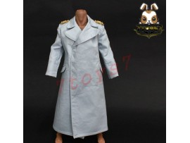 3R 1/6 GM616 Hermann Coring_ Trench Coat _German WWII 3R009H