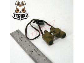 3R 1/6 GM621 Erwin Rommel_ Binoculars _Desert Fox German WWII 3R015E