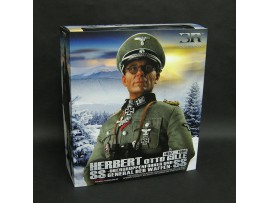 3R 1/6 GM622 Herbert Otto Gille_ Box _German General WWII Now 3R016Z