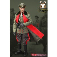 3R 1/6 GM636 Erwin Rommel - Generalfeldmarschall Atlantic Wall 1944_ Box Set _3R030Z