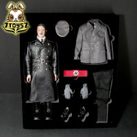 3R 1/6 GM640 Adolf Hitler (1889-1945)_ Figure Set _German Leader WWII Loose Now 3R034Z