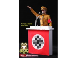 3R 1/6 GM641 Adolf Hitler (1989-1945) Version B_ Box Set _German leader Now 3R034Y