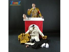 3R 1/6 GM641 Adolf Hitler 1889-1945_ Loose Figure Set B _German General WWII Now 3R034Y