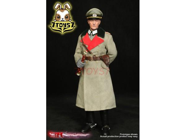 3R 1/6 GM643 WWII German Wehrmacht Marschall - Karl Rudolf Gerd Von Rundstedt_ Box Set _3R036Z