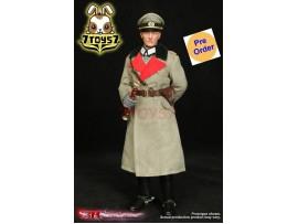 [Pre-order deposit] 3R 1/6 GM643 WWII German Wehrmacht Marschall - Karl Rudolf Gerd Von Rundstedt_ Box Set _3R036Z