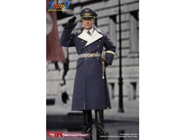 3R 1/6 GM644 Kurt Arthur Benno Student General Der Fallschirmtruppe_ Box Set _German WWII 3R037Z
