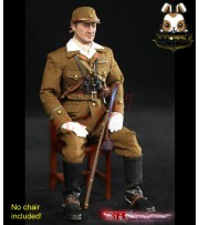 3R 1/6 JP639 Imperial Japanese Army 32nd Army 24th Division - First Lieutenant Sachio Eto_ Box _Now 3R032Z