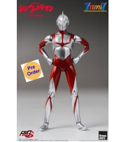 "[Pre-order deposit] Threezero 6"" FigZero S - Ultraman (SHIN ULTRAMAN) (Retail)_ Box _3A478Z"