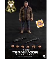 [Pre-order deposit] Threezero 1/12 Terminator - Dark Fate T-800_ Box Set _3A425Z