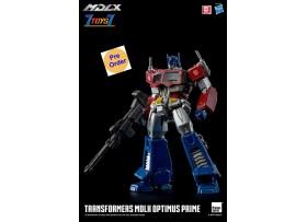 "[Pre-order deposit] Threezero 7"" Transformers - MDLX Optimus Prime _ Box Set _3A493Z"