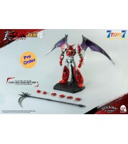 [Pre-order deposit] Threezero 23cm ROBO-DOU Shin Getter 1 (Anime color version) (threezero Arranged Design)_ Box _ 3A447A