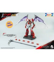[Pre-order deposit] Threezero 23cm ROBO-DOU Shin Getter 1 (Metallic color version) (threezero Arranged Design)_ Box _ 3A447B