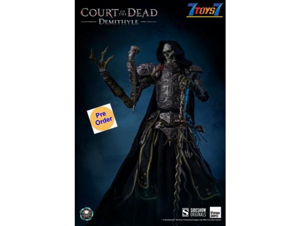[Pre-order deposit] Threezero 1/6 Court of the Dead - Demithyle (Retail)_ Box Set _3A481Z
