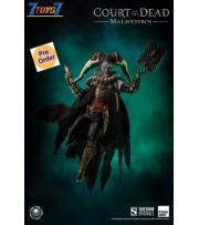 [Pre-order deposit] Threezero 1/6 Court of the Dead - Malavestros (Retail)_ Box Set _3A480Z