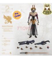 [Pre-order deposit] Threezero 1/6 Destiny 2 Warlock Philomath - Calu's Selected Shader_ Box Set _3A427A