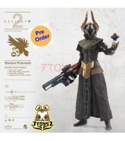 [Pre-order deposit] Threezero 1/6 Destiny 2 Warlock Philomath - Golden Trace Shader_ Box Set _3A427B