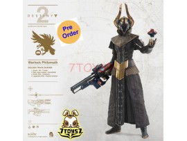 [Pre-order deposit] Threezero 1/6 Destiny 2 Warlock Philomath - Golden Trace Shader_ Box Set _3A427B
