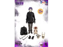 [Pre-order deposit] Threezero 1/6 Dorohedoro - Ebisu (Retail)_ Box Set _3A468Z