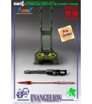 [Pre-order deposit] Threezero ROBO-DOU Evangelion Accessory Pack (Retail)_ Set _3A479Z