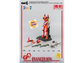 [Pre-order deposit] Threezero 9.8inches 25cm ROBO-DOU Evangelion Production Model-02_ Box Set _3A435Z