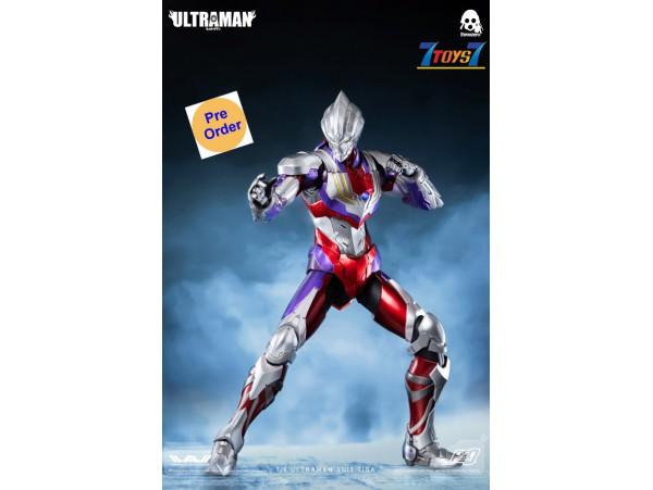 [Pre-order deposit] Threezero FigZero 1/6 Ultraman Suit Tiga_ Box Set _3A470Z