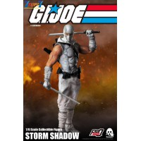 Threezero 1/6 G.I. Joe - Storm Shadow (Retail)_ Box Set _ 3A461Z