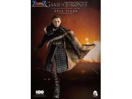 Threezero 1/6 Game of Thrones - Arya Stark (Season 8) Retail_ Box Set _ 3A444Z