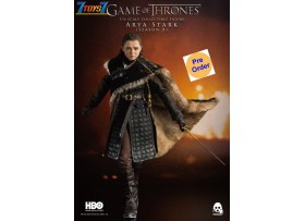 [Pre-order deposit] Threezero 1/6 Game of Thrones - Arya Stark (Season 8) Retail_ Box Set _ 3A444Z
