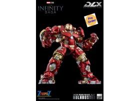 [Pre-order deposit] Threezero 1/12 Infinity Saga - DLX Iron Man Mark 44 Hulkbuster_ Box Set _3A475Z