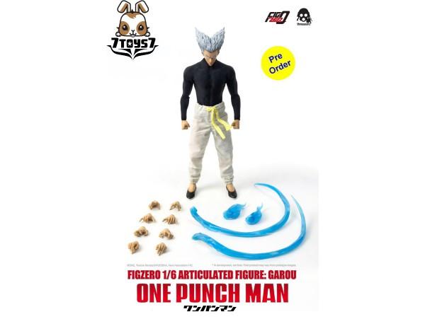 [Pre-order deposit] Threezero 1/6 One Punch Man Season 2 - Garou_ Box Box _3A469Z