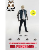 [Pre-order deposit] Threezero 1/6 One-Punch Man - Genos Season 2_ Standard Box _3A341Z