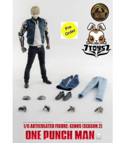 [Pre-order deposit] Threezero 1/6 One-Punch Man - Genos Season 2_ Deluxe Box _3A341Z