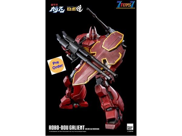 """[Pre-order deposit] Threezero 9.6"""" ROBO‐DOU Galient (Kelvin Sau Redesign) (Retail)_ Box Set _3A486Z"""