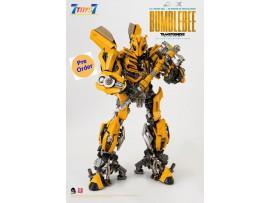 "[Pre-order deposit] Threezero 8.5"" Transformers DLX The Last Knight - Bumblebee_ Box Set _ 3A445Z"