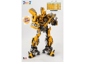 "[Pre-order deposit] Threezero 8.5"" Transformers DLX The Last Knight - Bumblebee_ Box Set _ 3A445Z"