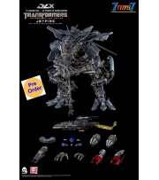 "[Pre-order deposit] Threezero 15"" Transformers DLX Revenge of the Fallen - Jetfire_ Box _3A471Z"