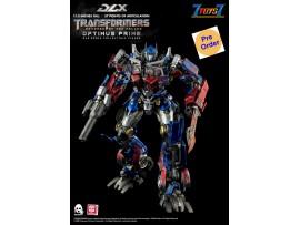 "[Pre-order deposit] Threezero 11.2"" Transformers DLX Revenge of the Fallen - Optimus Prime_ Box _3A464Y"