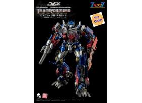 "[Pre-order deposit] Threezero 11.2"" Transformers DLX Revenge of the Fallen - Optimus Prime_ Box _3A464Z"