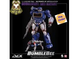 "[Pre-order deposit] Threezero 11.2"" Transformers Bumblebee DLX Soundwave and Ravage_ Box Set _3A428Z"